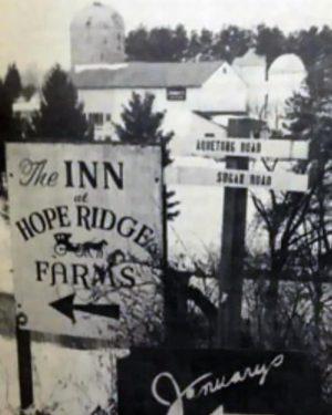 Hope Ridge Farm -