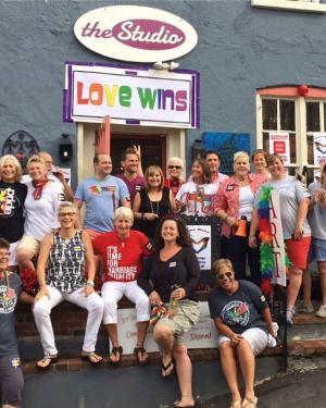 Love Wins - New Hope 2015