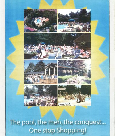 Print Ad - 2003 Summer at teh Raven