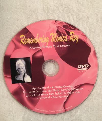 Remembering Monics Ray-CD