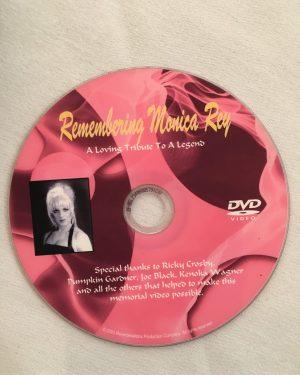 Remembering Monics Ray-CD