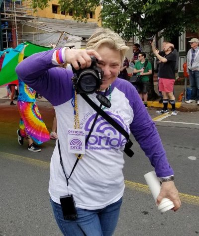 Sandy Santello-Pride
