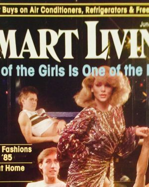 Start Living Mag - cover